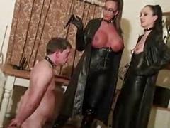 Leather Dominatrix