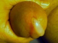 Close up cum 2