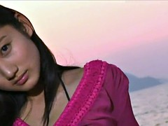 Chica, Morena, Japonés, Sexo soft, Adolescente