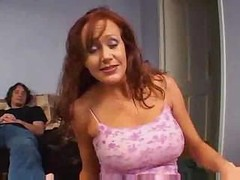 Redhead Mom Proves She's Still A Nympho