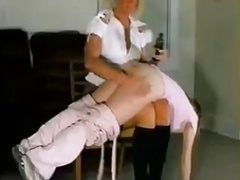 Mom's Knee - You'll call me mommy