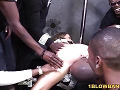 Grosse bite, Partouze, Groupe, Hd, Interracial, Orgie