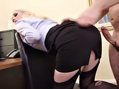 Hot Roxy Nicole fucked hard on a desk