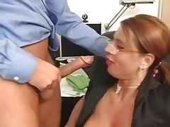 Sexy Susi Secretary Soccer mom