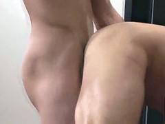 Jurek takes Harleys hard cock deep inside her hot ass