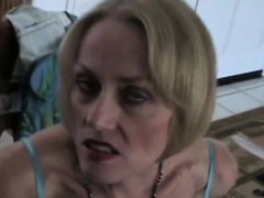Sloppy wet blowjob for stepson Syble from dates25com