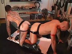 Fisting and Dildo Orgy