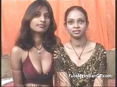 大学生, 指いじり, インド人, レズビアン