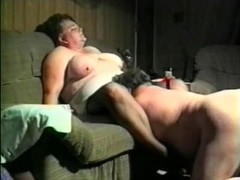 Freaks of Nature 132 Aged Ugly Gang-fuck