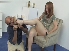 Lick Smelly Feet