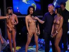Concurso, Hembra, Desnudo