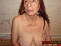 LatinaGrannY Curvy Homemade Mature Latin Ladies