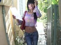 Real hot black gal named Tila