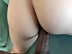 Lizzie Tucker takes some dick from an older dude