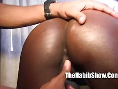 Sexy dark chocolate mckenzie lee fucked bbc jimmy d