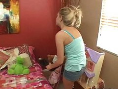 18-19 year old Babysitter Gets Fucked