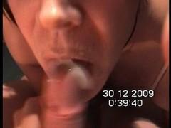 crossdresser must swallow 1