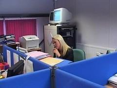 Britisch, Büro, Hure