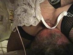 Sexy british eager mom loving a gang-fuck - C3P0