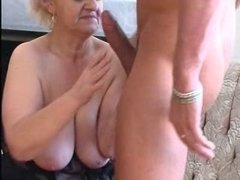 Бабушки, Зрелые, Чулки
