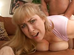 Swineys Pro-Am Scene 105: BBW Lila Lovely Anal 3-way