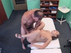 FakeHospital Good hard sex with patient