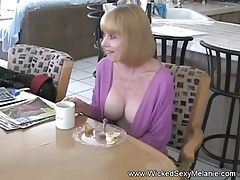 Amateur Grandma Punished By Lover
