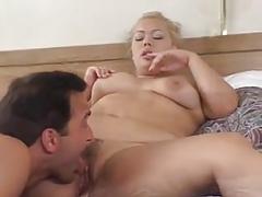 - bbw gets cum in mouth