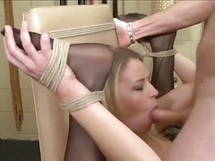 Bondage discipline sadomasochisme, Blond