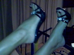 High Heels Feet Foot- Uzun Topuk