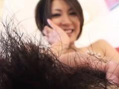 Asiático, Peludo, Japonés, Masturbación, Solo