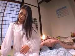 Asiatique, Sucer une bite, Gode, Japonaise, Mère que j'aimerais baiser