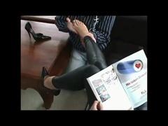 Office Heels Slave