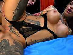 tattooed fetish german