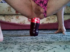 I like CocaCola in my ass