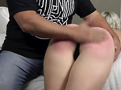 Spanked & Groped Females: Are Those Cheeks Bubble Enough?
