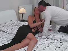 Hot mature mom suck and fuck big cock