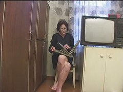 Russian Mom & Son 2
