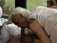 Babes in Nylon Pantyhose Stockings gets fucked 3