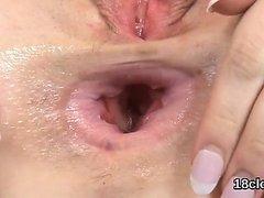 Анальный секс, Жопа, Пальцем, Большие дырки, Мастурбация, Соло