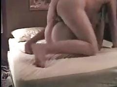 Hard amateur anal mature