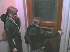 Classic Schoolgirl Foursome