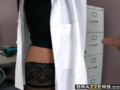 Brazzers - Doctor Adventures - Take Up Thy Stethoscope And Fuck scene