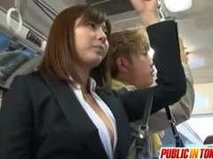 Yuma Asami hot public sex