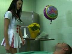 Sexy Nurse Aletta, Who Craves A