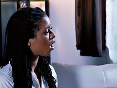 ebony & ivory lesbian