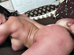 Dirty hot sex with horny momKendra Lust