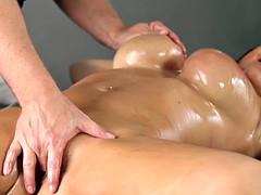 Gros seins, Hard, Massage, Mère que j'aimerais baiser