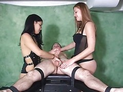 CFNM hot BDSM