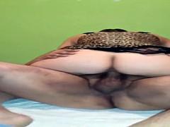 Woman on top hidden camera